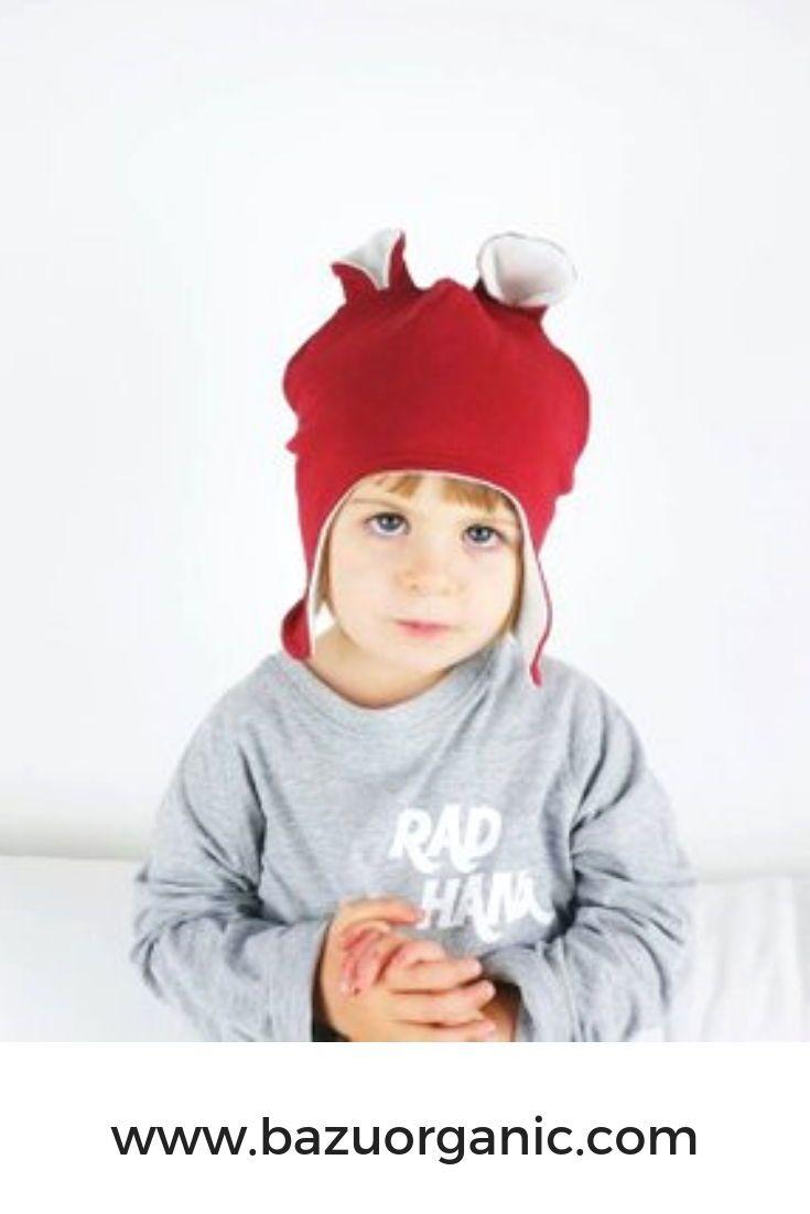 Organic Winter Baby Hat 5507a168de29