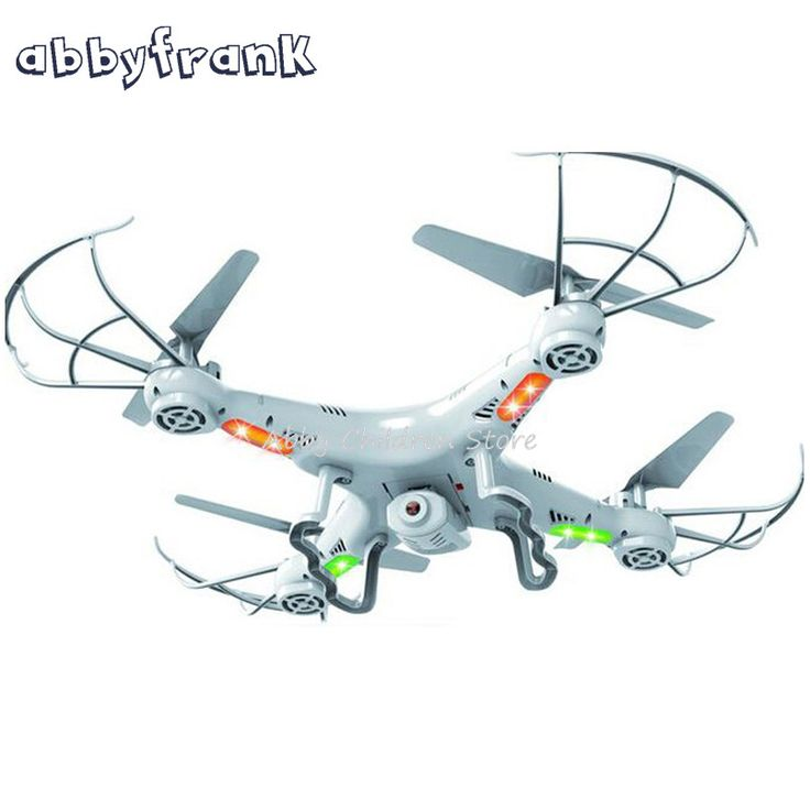 Abbyfrank 2.4G Remote Control Helicopter Drone Camera RC HD Helicopter X5C 4 CH 6 Axis Gyro Quadcopter Camera 2MP HD Dron RC Toy