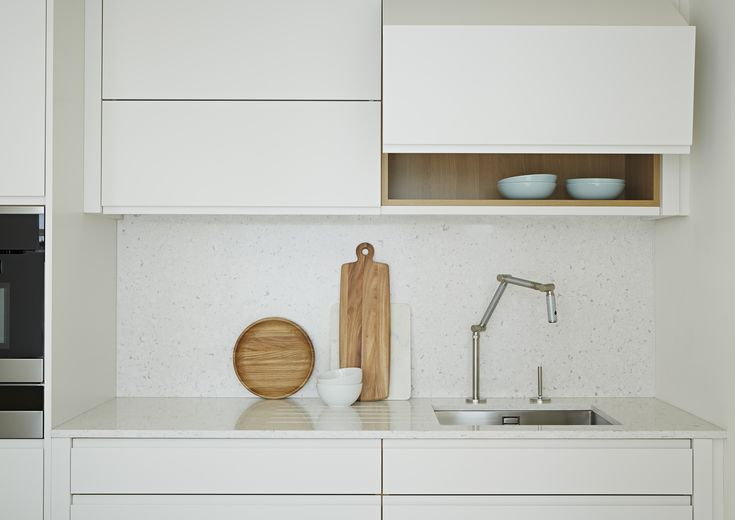 Create A Sleek Modern Look In Your Home Urban Kitchen From John Lewis Of Hungerford Https