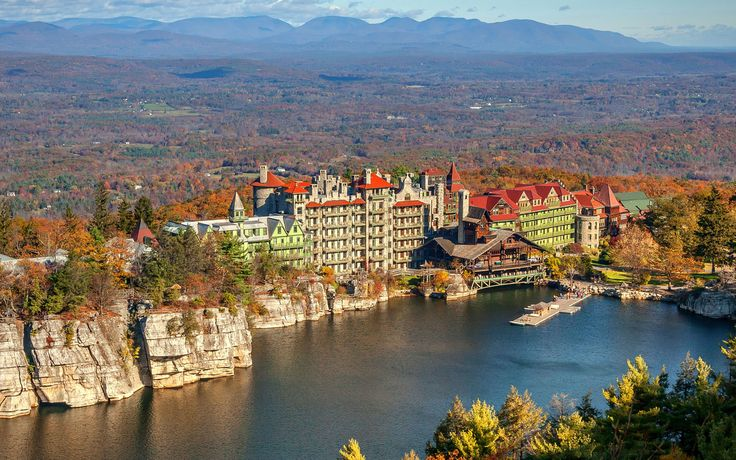 New York's Best-kept Secret Is This Castle Resort That's Straight Out of a Fairy Tale