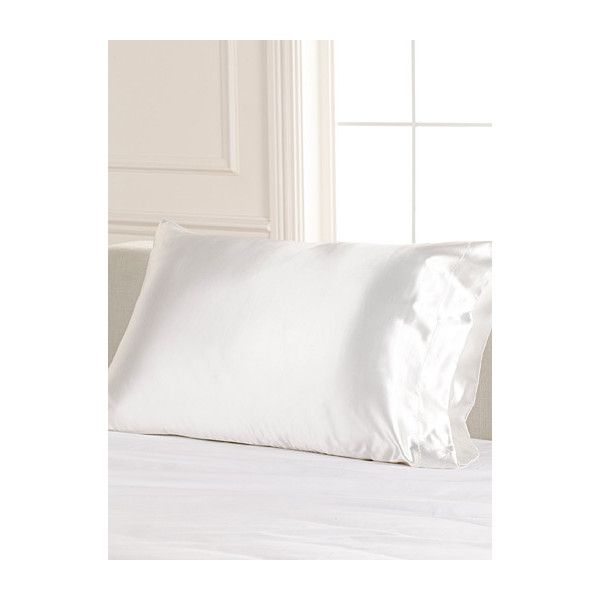 simons maison silky pillowcase 353 liked on polyvore featuring home bed u0026