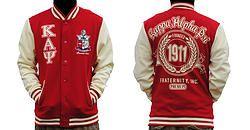 Kappa Alpha Psi Fleece Jacket