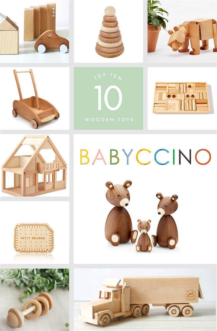Wood Over Plastic We Love Wooden Toys And These Ones Are So