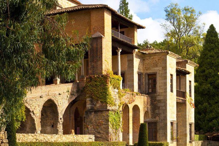 Monasterio de Yuste. Extremadura  Spain  Pinterest
