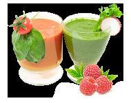 Jalinis > Bienfaits des jus frais