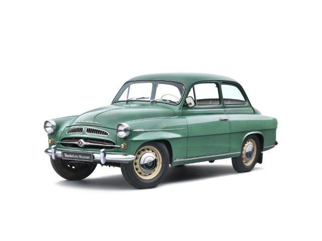 """Škoda 440 """"Spartak"""", type 970 (1958)"""