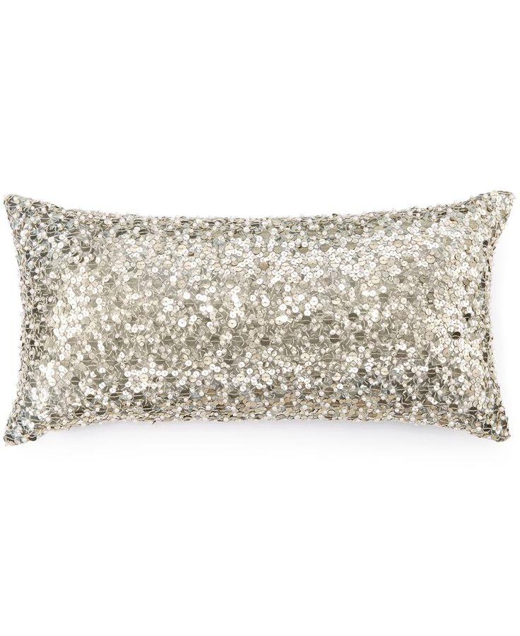 Hotel Collection Mulberry Decorative Pillows : Hotel Collection Finest Silver Leaf 10