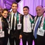 Cristiano Ronaldo sostiene la Palestina e Gaza City » Football a 45 giri | Football a 45 giri