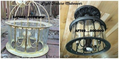 17 Best Ideas About Light Fixture Makeover On Pinterest: 59 Best Decor/ Light Fixture Makeover Images On Pinterest