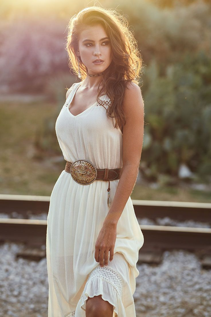 Smokin Fall Fashion From Rock Roll Cowgirl Page 7 Of 12 Cowgirl Magazine Cowgirl Dresses Western Dresses For Women Cowgirl Outfits For Women Dresses [ 1104 x 736 Pixel ]