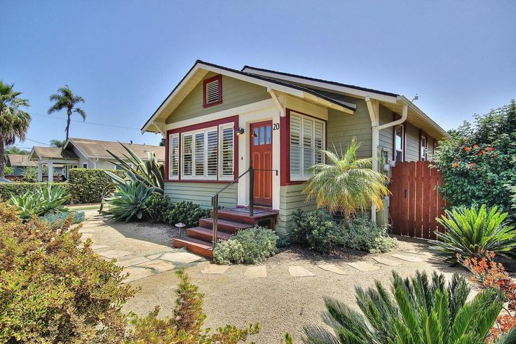 Pin by kathy buffington on cozy cottages pinterest for Real estate in carpinteria ca