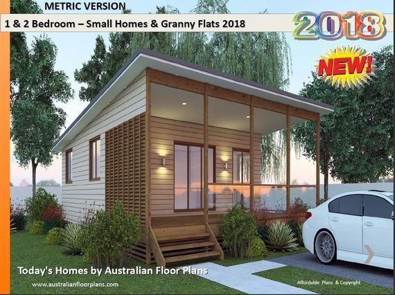 Small Houses Granny Flats Home Design Book Australian And Etsy House Plans Australia Bedroom House Plans 2 Bedroom House Plans