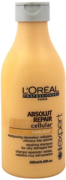 L'Oreal Professional - Serie Expert Absolut Repair Cellular Shampoo (8.45 oz.) - 1 UNITS