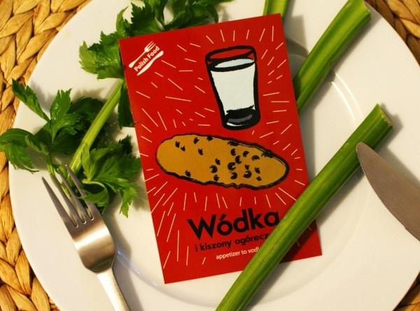 Vodka Card postcards from Poland! www.polishpoland.eu $1.50
