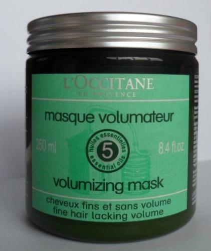 Маска для волос loccitane