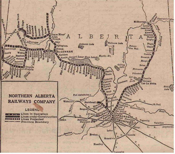 206 best Railways of Northern Alberta Edmonton North images on