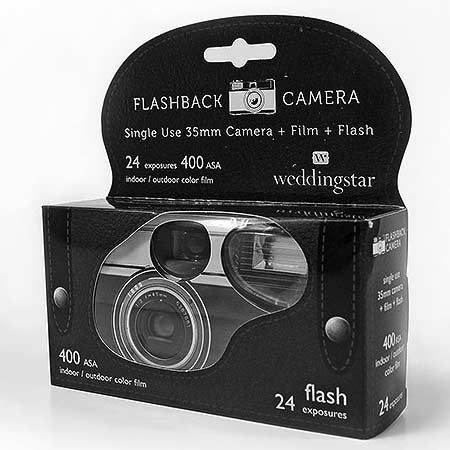 Disposable Vintage Wedding Cameras This is the best price I have found so far. I think I want one per table.