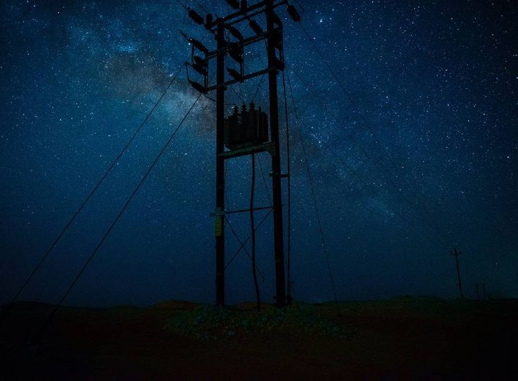 Awesome photo by Shazia Mirza.  #photo #photography #photographer #nature #naturelovers #landscape #sky #galaxy #universe #electric #stars #night #dark #earth #milkyway #planet