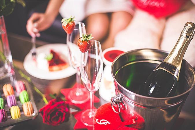 10 Ways to Have a Romantic Valentine's Day — That Don't Require a Babysitter