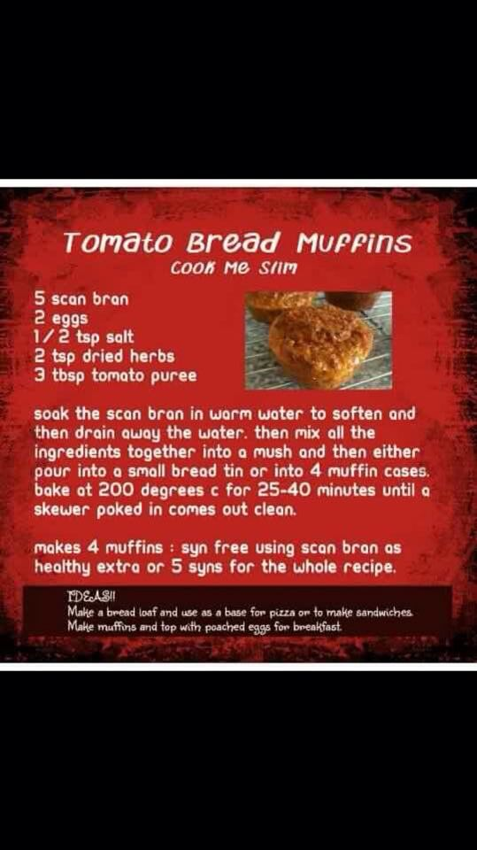 Scan Bran Tomatoe and Herb bread   I used basil instead of mixed herbs and drained with salt and pepper