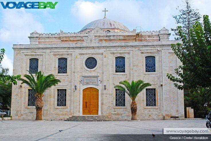 #Heraklion #Saint #Titus #Church