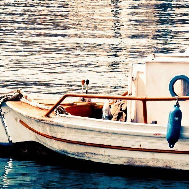 Greek beauty #caique #skiathos #summertime #greece #sailaway #fishing