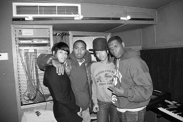 Kelis, Nas, Erykah Badu and Jay Electronica