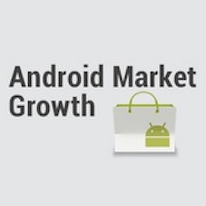 Mobile Infographic on Android Market