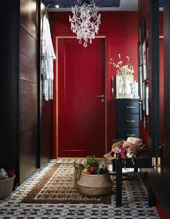 17 best ideas about red walls on pinterest red bedroom walls red room decor and red bedroom. Black Bedroom Furniture Sets. Home Design Ideas