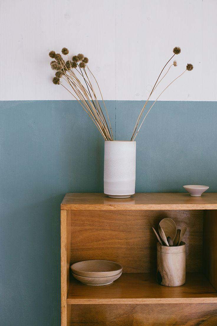 Décorez avec des bouquets de fleurs séchés | Styling Aurélie Lécuyer