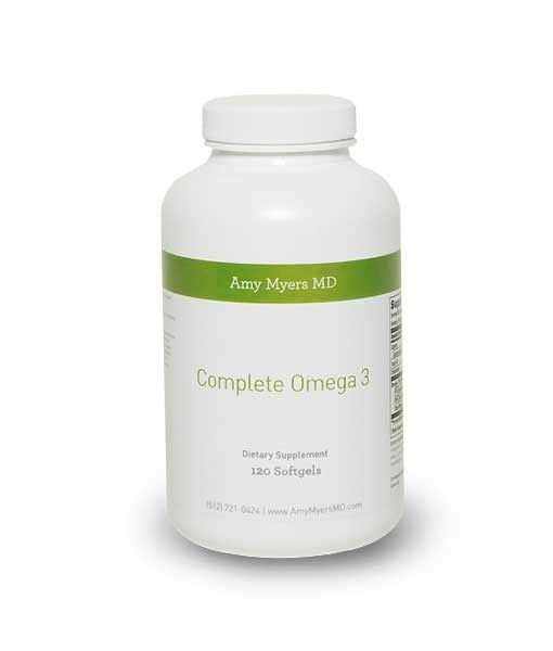 Complete Omega 3 Capsules | Amy Myers MD
