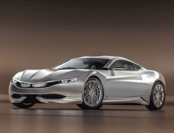 BMW M9 Concept Vehicle