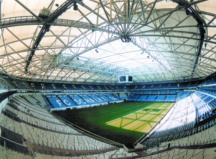 Gelsenkirchen (estadio del Schalke 04)
