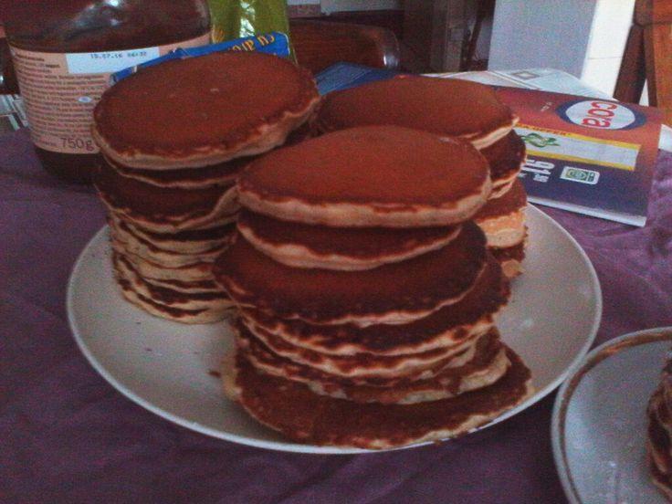 Pancakes by Tina