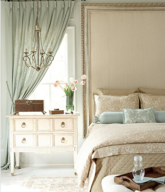 Color Palettes, Romantic Bedrooms And Bedrooms On Pinterest
