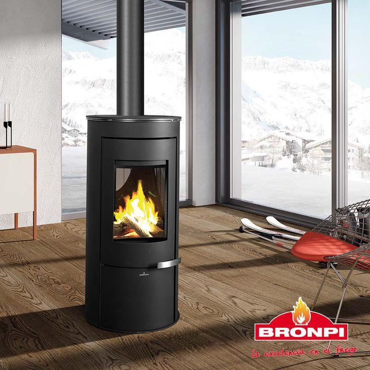 Fireplace Design fireplace wood burning : 71 best Fireplace-Wood Burning Stoves images on Pinterest