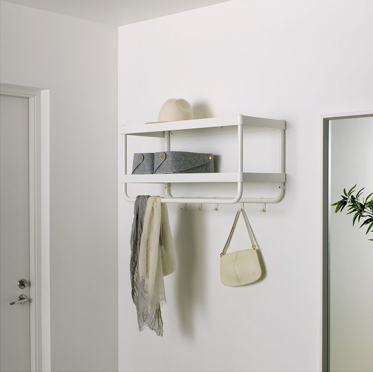 Ikea's done it again: This time we're admiringa line of storage furniture that checks all the boxes: small, clean, practical, customizable, and budget pri