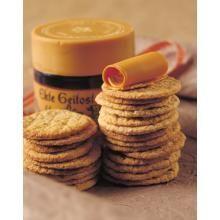 Kjempegode havrekjeks -  Really tasty oat biscuits