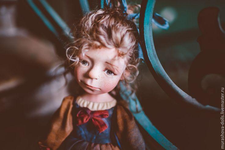 Купить Девица на выданье - разноцветный, авторская кукла, авторская ручная работа, болтушка, любить и жаловать