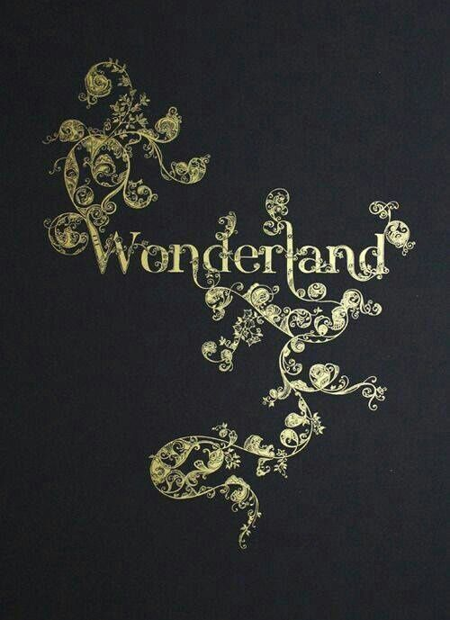 alice in wonderland, disney, wonderland