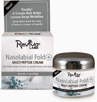 Win Reviva labs multi peptide cream for getting rid of those lines around your nose and mouth (ends 1/19)