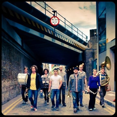 Did The Hackney Colliery Band Cover Blackstreet? 'No Diggity,' No Doubt. » SOULBOUNCE.COM