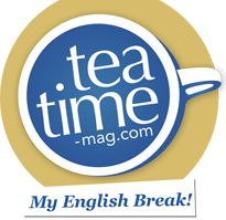 Apprendre anglais avec Teatime-mag