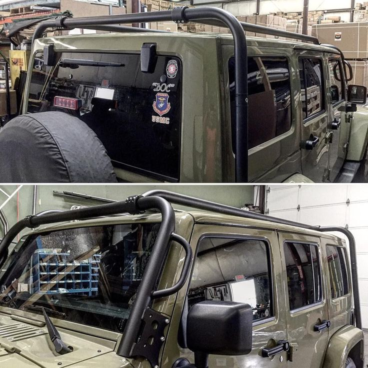 We design and manufacture Expedition grade roof racks and platforms for all things Jeep.