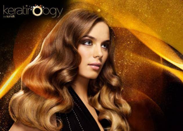 Τα μαλλιά είναι συνώνυμο της θηλυκότητάς μας! Guess what? Με το Σύστημα #KeratinologybySunsilk... απογειώνεται!