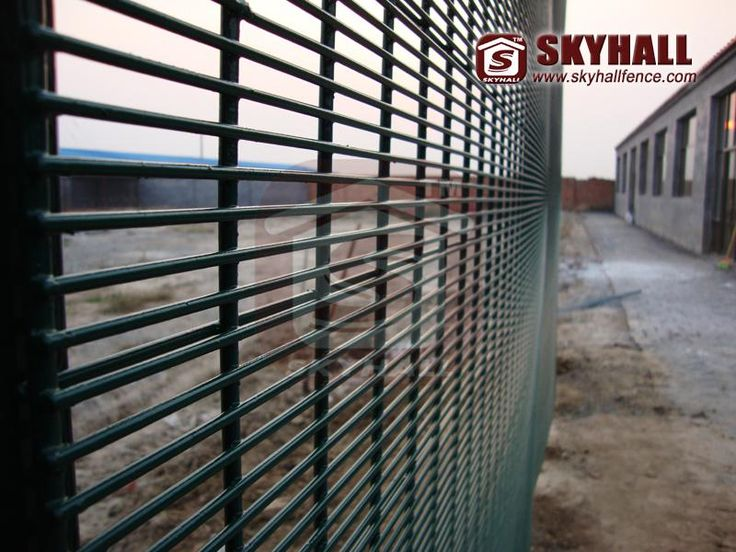 High Security Fence Systems