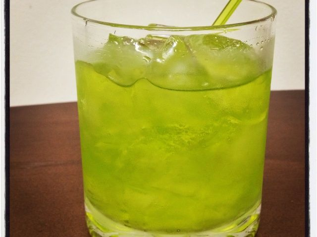 How to Make a Green Apple Jolly Rancher (Cocktail) Recipe