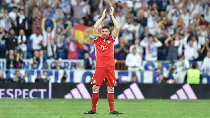 "Champions League: Xabi Alonso: ""Me emocionó despedirme del Bernabéu en una gran noche de Champions"" | Marca.com"