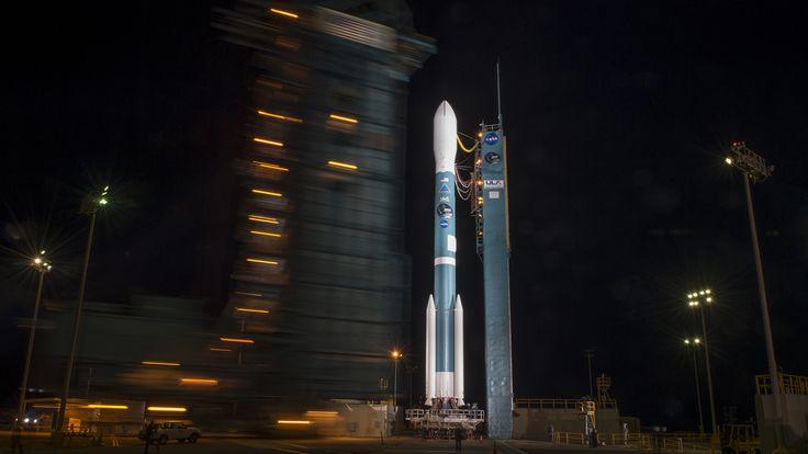 NASA's Soil Moisture Active Passive (SMAP) Ready for Jan. 29 Launch