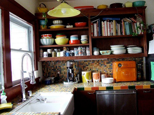 料理上手の台所